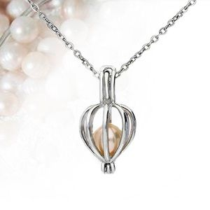 Jewelry - Natural oyster Pearl Wish Necklace